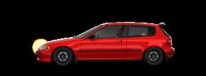 Honda CIVIC 1992 K20